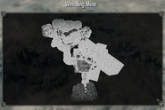 Whistling mine map inside