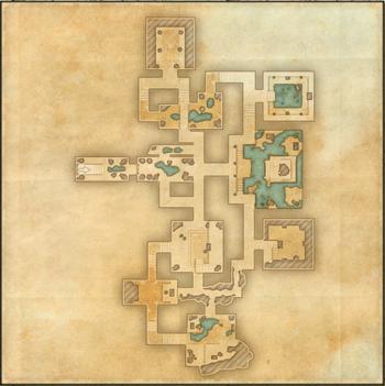 Xith-Izkul Map