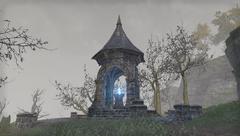 Дорожное святилище северной Ведьминой топи