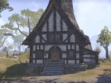 Заброшенный дом (Деревня Мурсьен)