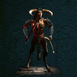 Лорд даэдра (Battlespire)