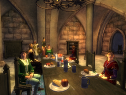 Сангвин — Званый ужин