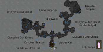Corprusarium map