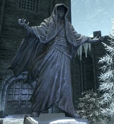 Estatua Shalidor