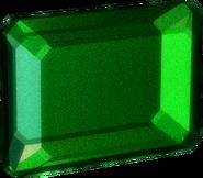 Flawless emerald