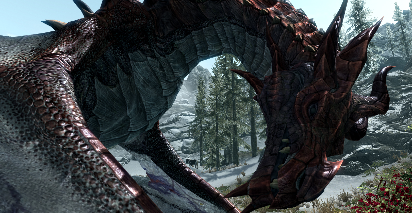 Odahviing (Skyrim) | Elder Scrolls | FANDOM powered by Wikia