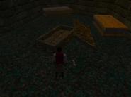 Redguard - Retrieve N'Gasta's Amulet - N'Gasta's Island Necropolis Hidden Door Crowbar