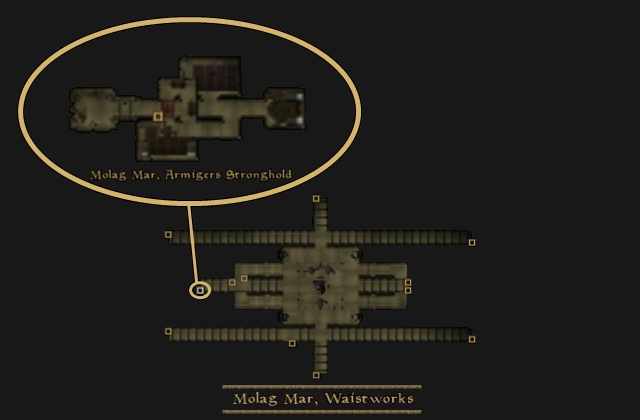 File:TES3 Morrowind - Molag Mar - Armigers Stronghold map.jpg