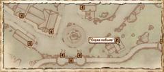 Серая кобыла (Карта)
