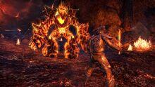 ESO Morrowind Lava Fight 1487177321