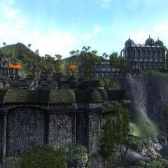 Nowe Sheoth z gry The Elder Scrolls IV: Shivering Isles