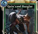 Quin'rawl Burglar