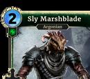 Sly Marshblade