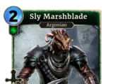 Sly Marshblade
