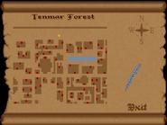 Tenmar Forest Full Map
