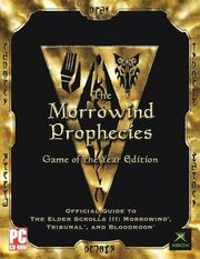 The Morrowind Prophecies