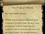 The Pride of Alkosh