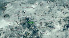 Zal dozora map