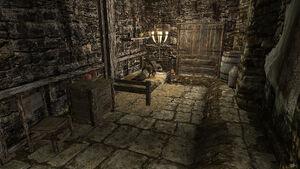 Дом Ромлина Дрета - спальня
