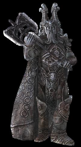Статуя Исграмора