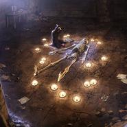 Assassin's Ritual card art