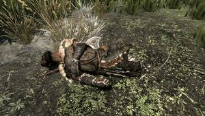 Dead Treasure Hunter