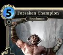 Forsaken Champion