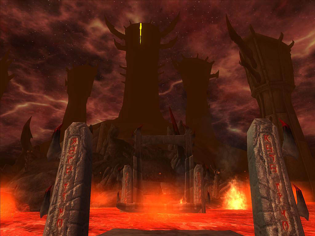 Oblivion realm elder scrolls fandom powered by wikia oblivion realm gumiabroncs Choice Image