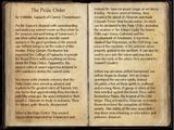 The Psijic Order