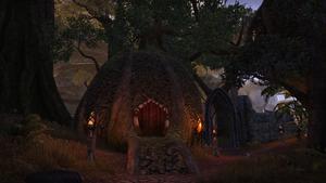 Здание в деревне Сумеречной лозы 4