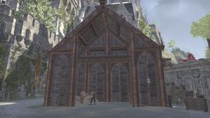 Здание в крепости Кей-Тарн 4