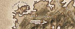 Карта Пахучая роща