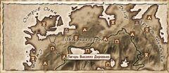Лагерь Высоких Деревьев (Карта)