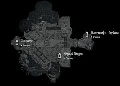 Мзинчалефт-привратное помещение - план