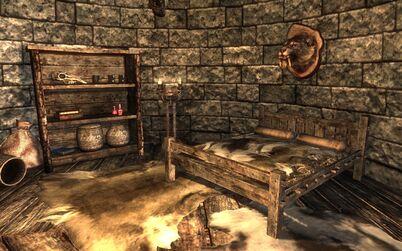 Спальня Афии и Кресция