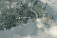 Форт Морозного Мотылька(карта)