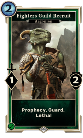 Card-Fighters Guild Recruit
