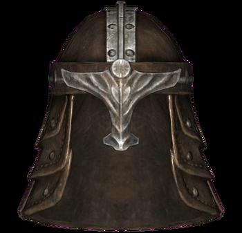 skyrim leather id