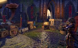 Mournhold Crafting Writ Delivery Location
