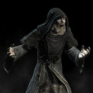 Artwork przedstawiający jednego z Siwobrodych