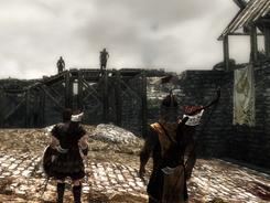 Балгруф Битва при Вайтране (Имперский легион)