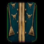Вычурная Мантия 7 (Morrowind) сложена