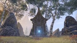 Дорожное святилище Зала Гейрмунда