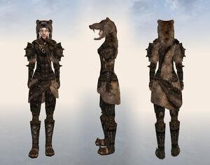 Медвежьи доспехи (Bloodmoon) - жен