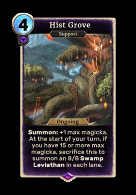 Роща Хиста (Card)