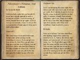 Adventurer's Almanac, 2nd Edition