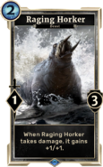 Raging Horker (Legends) DWD