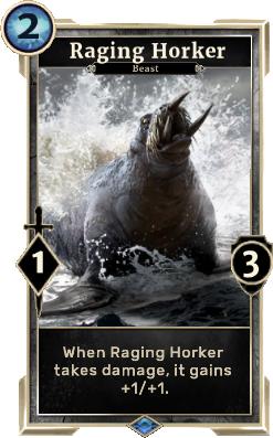 Raging Horker (Legends) DWD
