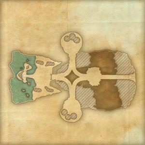 Врата Грунды (план)