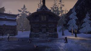 Здание в Деревне Бликрок 3